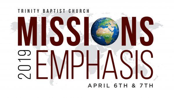 2019 Mission's Emphasis FINAL
